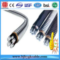 0.6/1KV Aluminum Core XLPE Insulated Overhead Power Cable