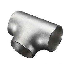 Stainless steel tee ss316 pipe fittings