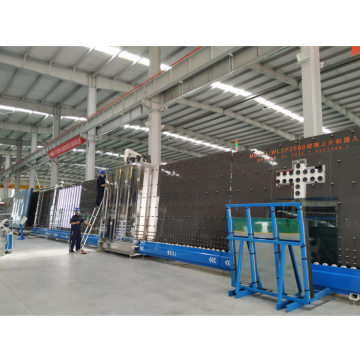 Automatic Insulating Glass Argon Gas Filling Production Line