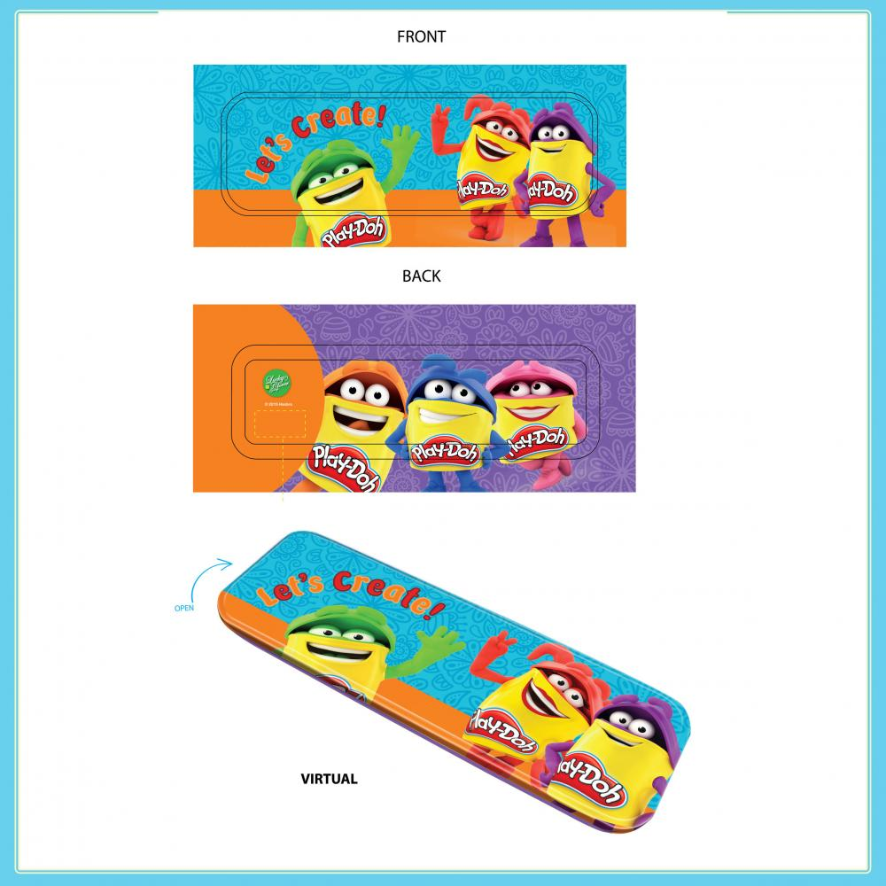 Play Doh Pencil Case