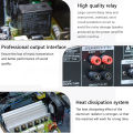 2000W 5.0 bluetooth 2 Channel Audio Power HiFi Amplifier 326BT 12V/220V AV Amp Speaker with Remote Control 4 Micro for Car Home