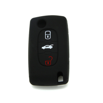 Peugeot silicone car key cover buy online