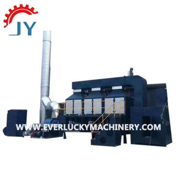 VOCs waste gas purifier system
