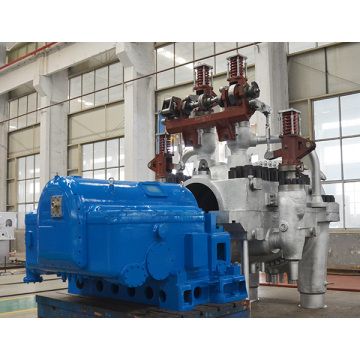 Back Pressure Steam Turbine from QNP