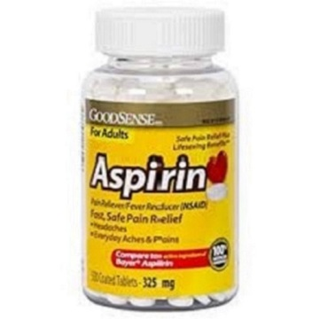 aspirin nursing   implications