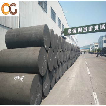 Diameter 200-700 Carbon Graphite Electrode for Cast Foundry