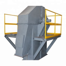 Industrial bucket elevator for rice