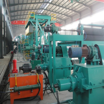 Printing Production Line of Colored Steel Plate
