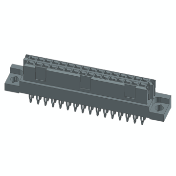DIN 41612 Vertical Female press-Fit Connectors 32 Positions