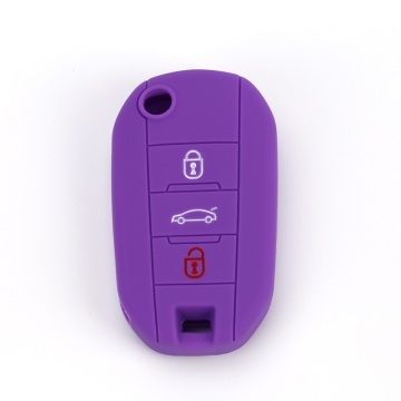 Peugeot 3008 Citroen Silicone Key Cover