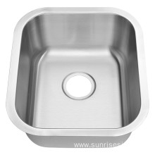 5245A Cast Iron ss304 Round Bowl Kitchen Sink