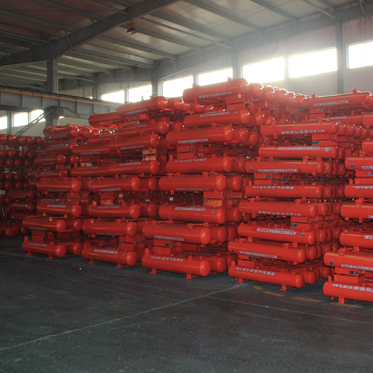 air tanks for mining piston air compressors