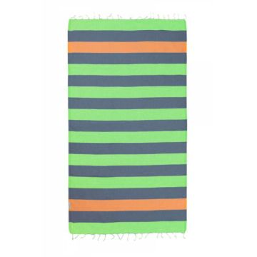 Giant Striped Beach Towels for Men