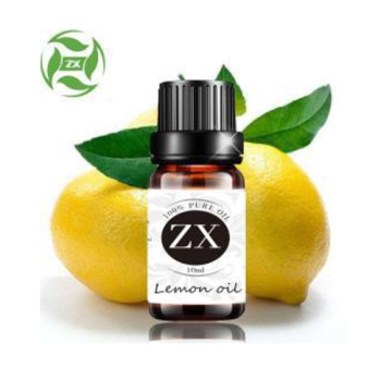 Flower Fruit Essential Oil Lemon Essential Oil
