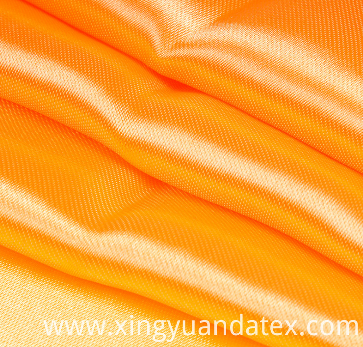 Dyeing Small Satin Fabric
