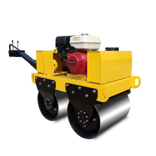 small walk behind double drum road roller wholesales