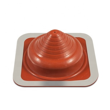 Versatile Red Color EPDM Rubber Roof  Flashing