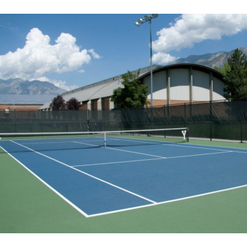 Outdoor Multi-Purpose Sport Court Flooring