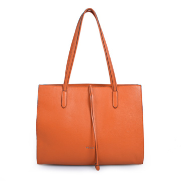 Large Size Soft Leather Women Shoulder Tote Bags