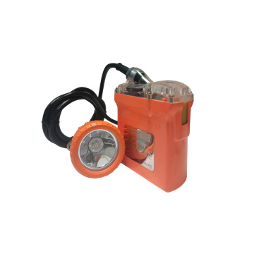 Rechargeable mining hat light