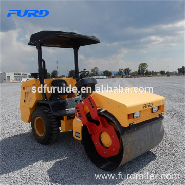 Hydraulic Single Drum Vibratory Wheel Road Roller Hydraulic Single Drum Vibratory Wheel Road Roller FYL-D203