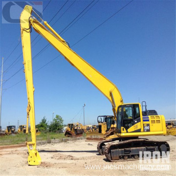 PC200 PC220 PC240 20ton Excavator extended long reach arm and boom for komat-su excavator