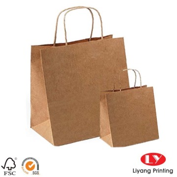 Bossa de paper kraft fort reciclat