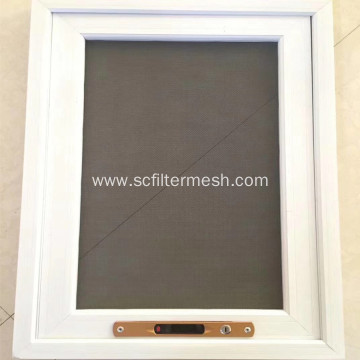 Powder Coated Stainless Steel Window Screens