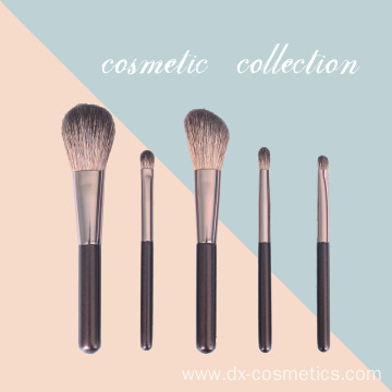 Travel High Quality Goat Hair Makeup Brush Cosmetic