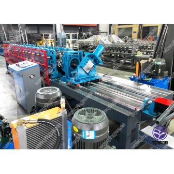 automatic stud and track roll forming machine