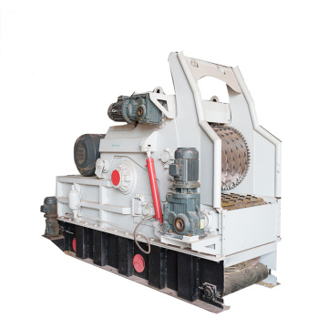 YULONG T-Rex6550A chipper kayu