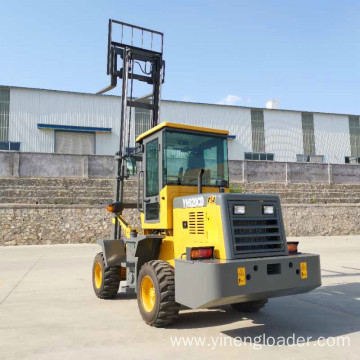 Good Price off Road Forklift