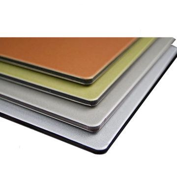 Wall Panel Color Acp Exterior Cladding