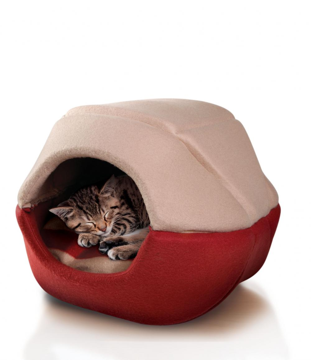 2 In 1 Domed Pet Bed 5