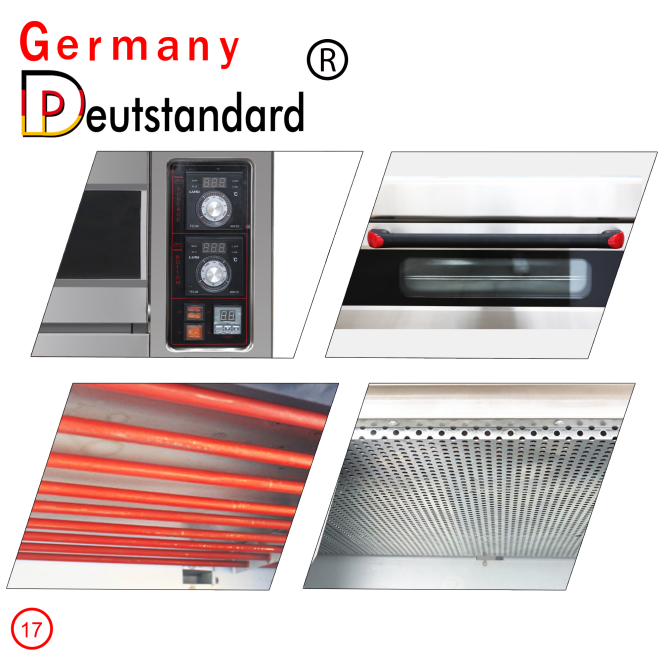Industrial electric Baking Oven