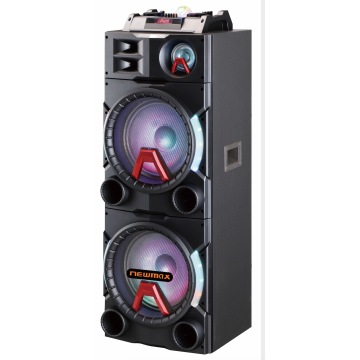 Top Quality Portable Party Speakers With RGB light