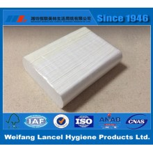 customed virgin Interleaved paper hand towel