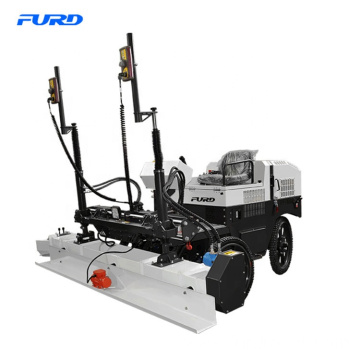 Dual Slope Laser Screed Machine for Concrete Laying