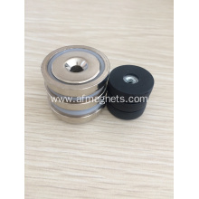 Rubber Coated Mounting Magnets