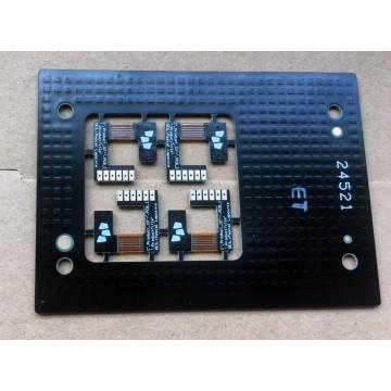 Lîseya PCB ya 4-rigid-flex
