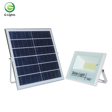 Energy saving waterproof ip66100w solar led flood light