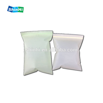 Zip lock bag corn starch compostable bag