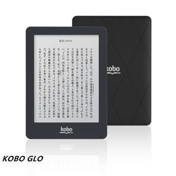 eBook eReader Kobo Glo N613/GLO HD 6 inch 1024X768 2GB WIFI e-Book Touch screen e-ink book Reader Front backlight