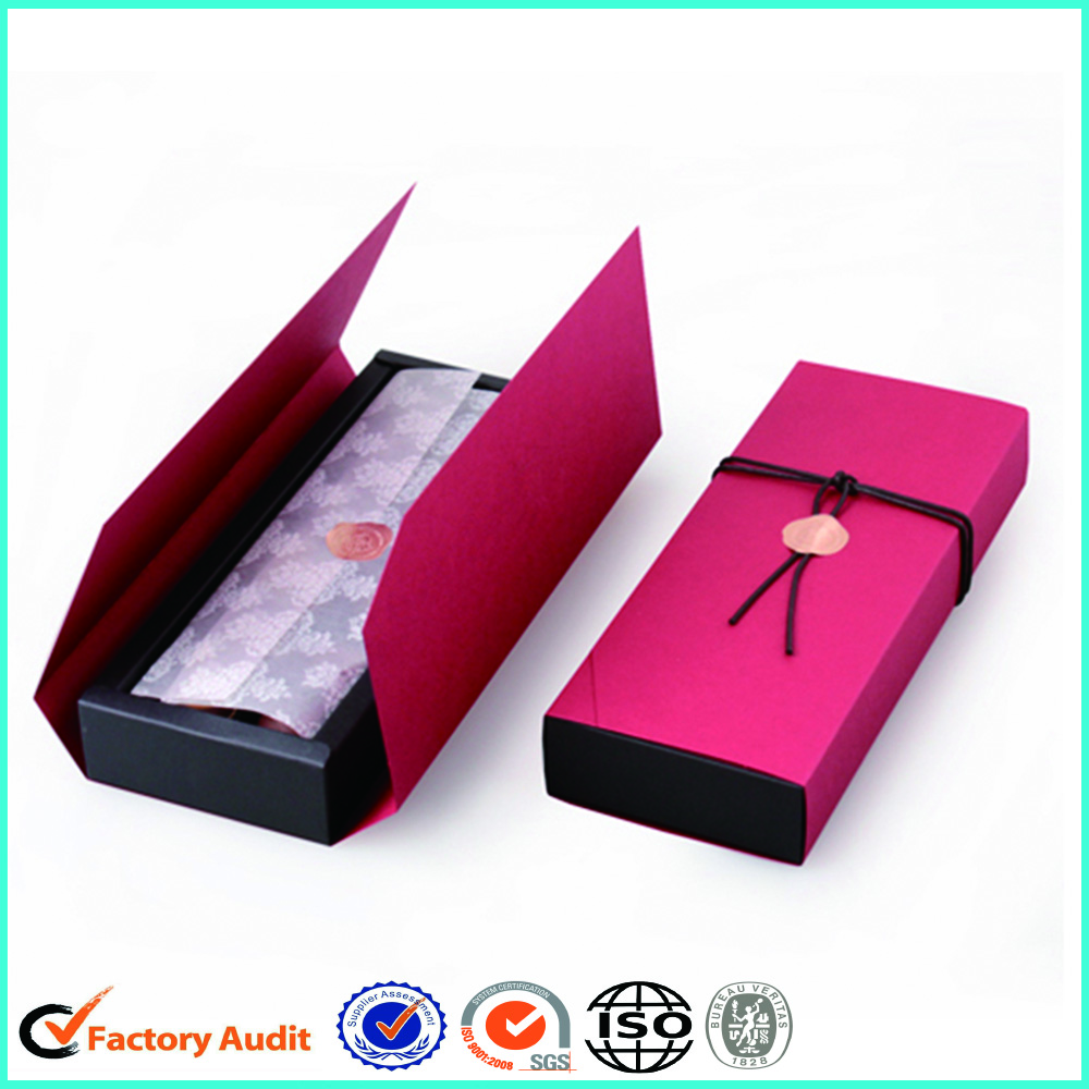 Chocolate Gift Packing Box With Paper Divider