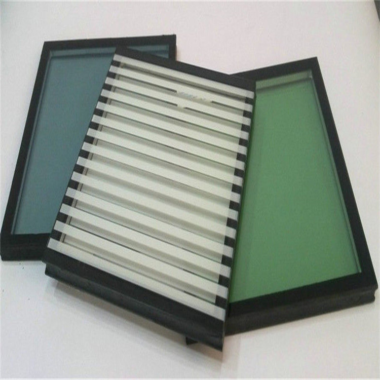Temperable Low E Glass For Curtain Wall Safety Glass