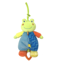 Plush Frog Musical Toy