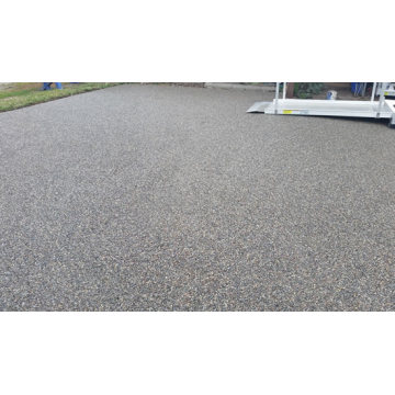 Outdoor concrete non-slip floor