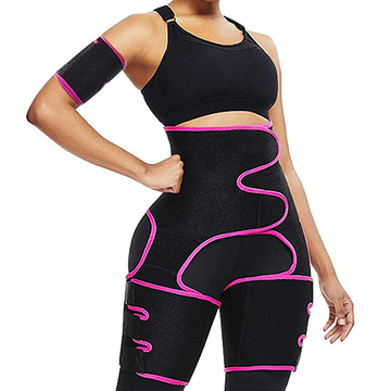 Women Neoprene Thigh Arm Shaper Waist Trainer