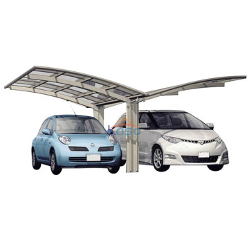 Portable Canopy Pvc Aluminum Car Sun Shade