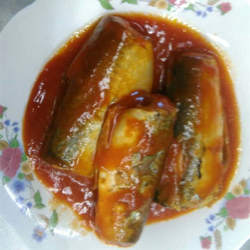 Tropical Canned Mackerel In Tomato Sauce 425g
